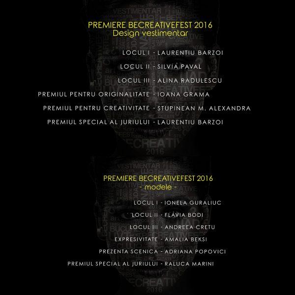 premiere 2016 becreativefest