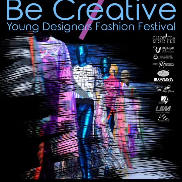 poster Be Creative 2018 50 x 65 cm